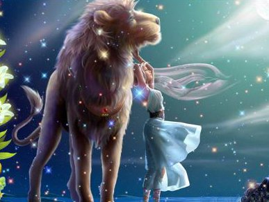 少女和狮子第01集