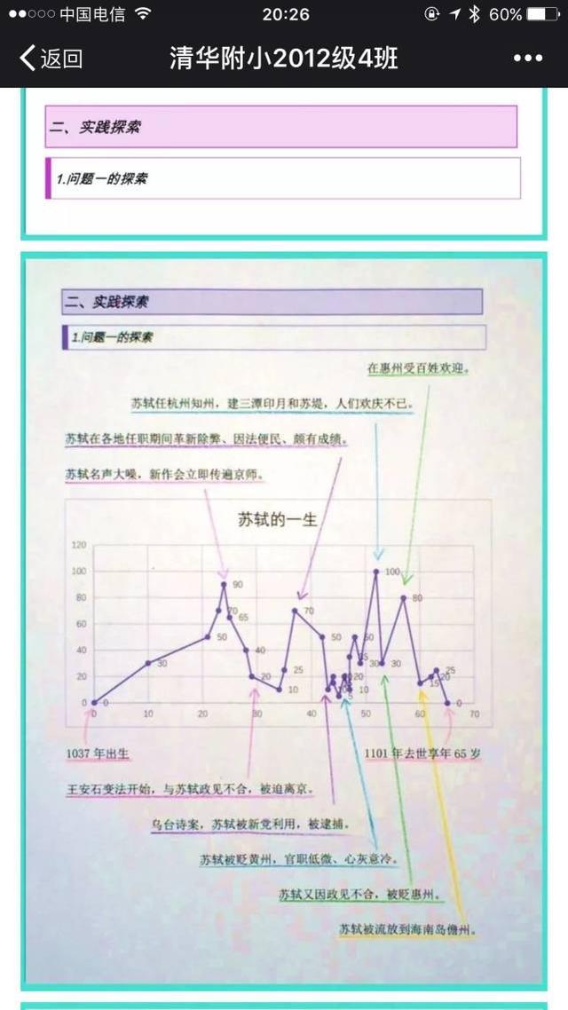 小学生研究苏轼写论文引热议:孩子教育成本有多高