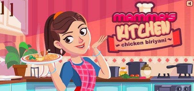 女孩亚虎娱乐官网首页-妈妈的鸡肉饭
