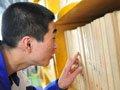 国际盲人节:走进盲童们的校园生活