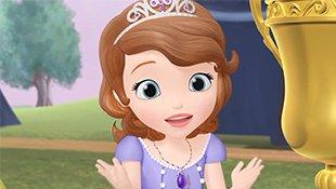 小公主苏菲亚:野餐聚会上有很多游戏