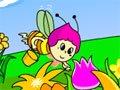 童年小儿歌:蜜蜂做工