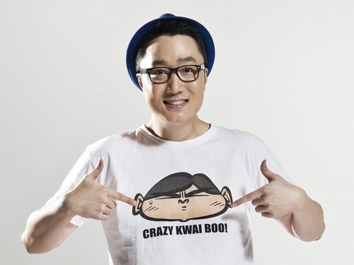 2014儿童动漫招亲会漫画家嘉宾:桂华政