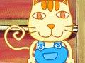 橱柜里的猫·字母儿歌