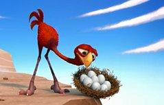 疯狂动物岛:笨鸟奶爸