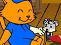 小猫和老鼠·询问名字情景模拟