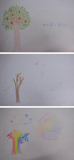 画树揭示心灵秘密