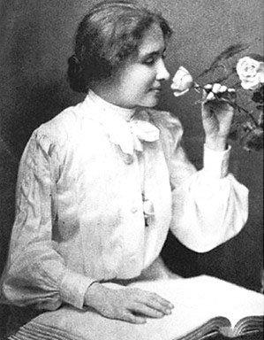 假如给我三天光明 读后感 腾讯儿童 腾讯网 Helen Keller Pictures When She Was Younger Coloring Pics