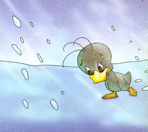 安徒生童话之丑小鸭02 有声故事