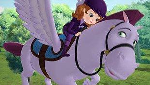 小公主苏菲亚:我要做个坚强的小公主