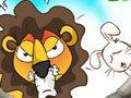 狮子与兔子·英语故事