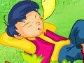 蓝衣小男孩·英语儿歌