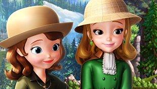 小公主苏菲亚第三季:出发!去夏令营!