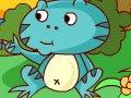 夸口的青蛙·寓言故事