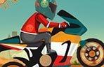 特技摩托车闯关