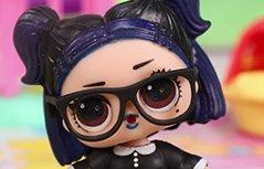 小伶玩具 LOL惊喜娃娃变身小马宝莉柔柔啦!