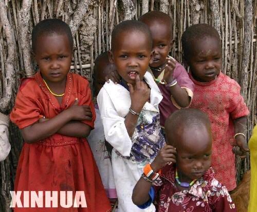 孩子们的节日——国际非洲儿童日