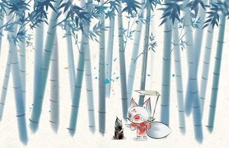 少儿国风新作《狐桃桃和老神仙》亮相杭州国际动漫节