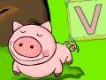 和小猪学字母·英语字母学习