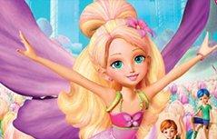 女孩游戏—费里芭比拇指姑娘