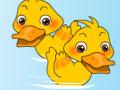 戏水的小鸭子·简单加减混合运算