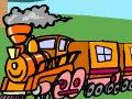 森林小火车·字母t与单词