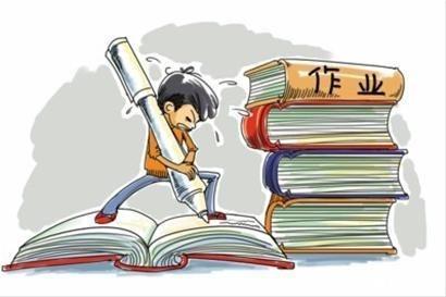 """正逢两会期间,毫不意外的出现了""""限制中小学生每周作业量""""的提案."""