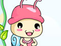 可爱小蜗牛·生字学习