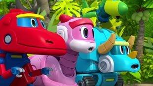 帮帮龙出动之恐龙探险队