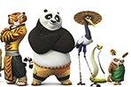 功夫熊猫3找字母