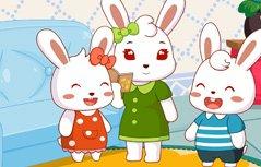 兔小贝儿歌 星星和妈妈