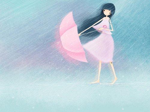 (范文)听雨
