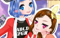 女孩游戏:萨利街姐妹花