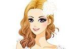 婚纱翅膀装扮
