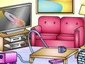 布置起居室·英语游戏