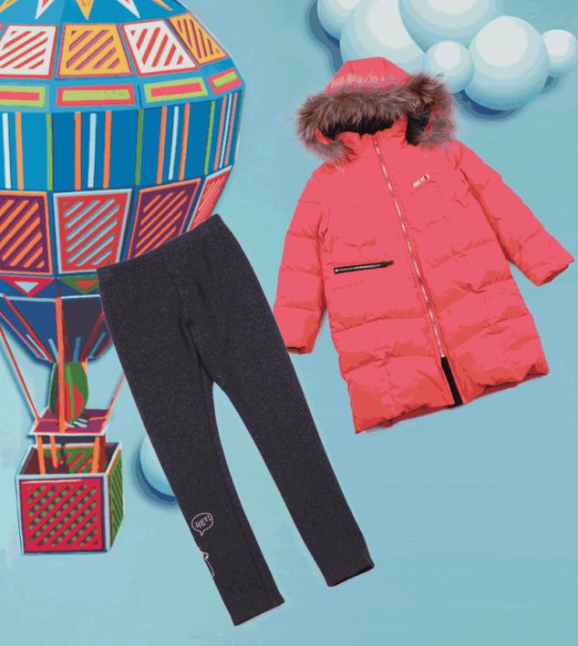 ABCKIDS冬季新品|秋已尽,该给孩子们换冬装了!