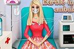 芭比娃娃受伤了