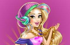 女孩游戏:时尚达人的改头换面