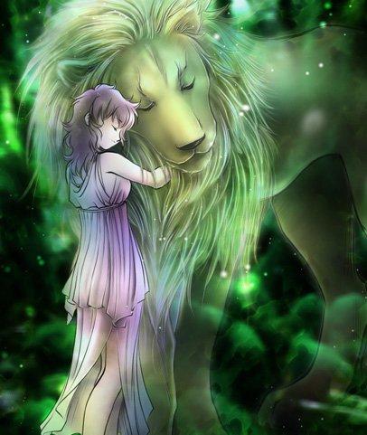 少女和狮子第02集