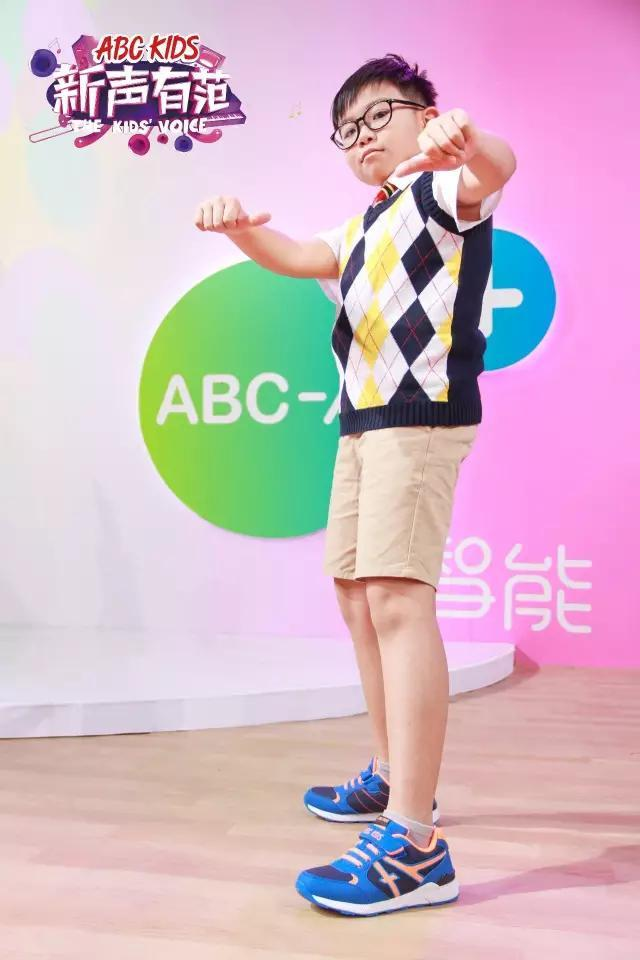 ABC KIDS Ai+超能跑鞋的神搭配,麻麻你学不会?