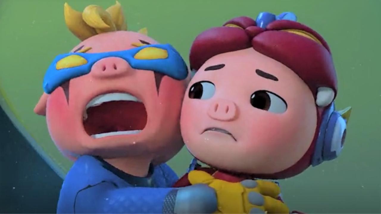 猪猪侠之深海小英雄第一季