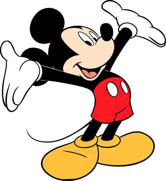 有一些形象也一定是你们共同的伙伴,比如87岁的米老鼠,75岁的猫和老鼠