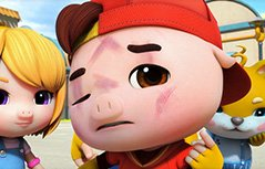 猪猪侠之竞球小英雄4