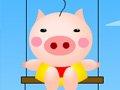 三只小猪荡秋千·数字单词