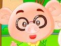 眼镜猪学拼音·前鼻韵母学习