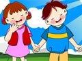 英文儿歌:男孩和女孩
