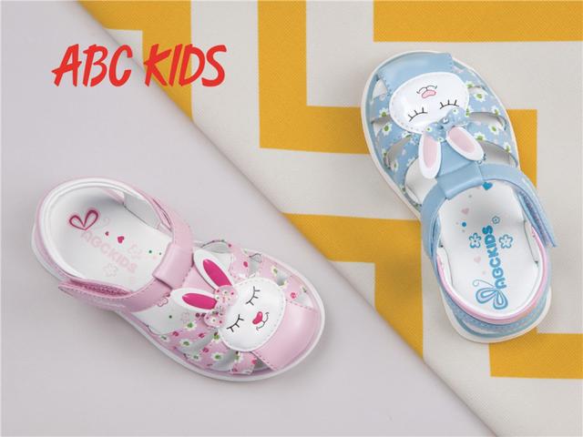 五月初夏,ABC KIDS2017凉鞋新品清凉上市!