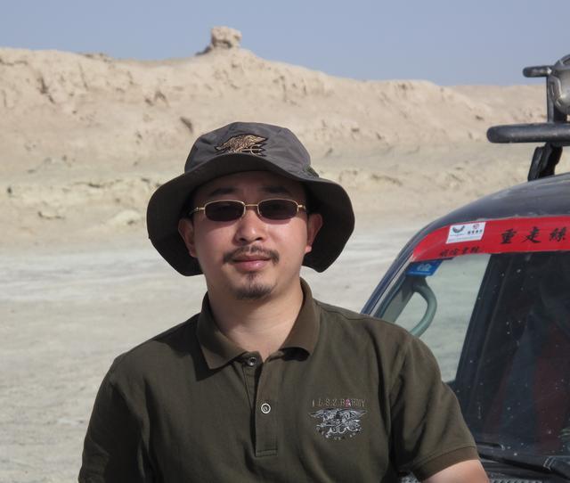 彭绪洛 儿童文学作家、探险家