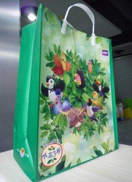 小鸟3号环保购物袋