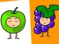 水果兵列队·英语单词游戏